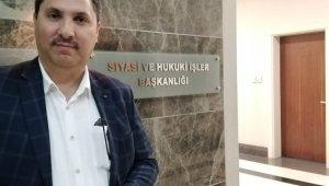 Kongre öncesi Karaçancı'dan açıklama: Adaylığımı geri çektim