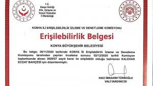 Konya Büyükşehir'den Türkiye'ye örnek proje