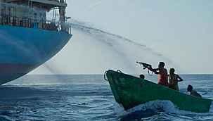 Korsan saldırısına uğrayan Türk gemisi Gabon'un Gentil Limanı'na demirledi