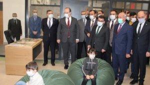 Kültür ve Turizm Bakan Yardımcısı Çam, Batman'da incelemelerde bulundu