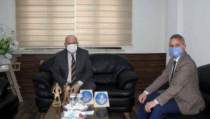 Kurtoğlu'dan Başkan Pekmezci'ye ziyaret
