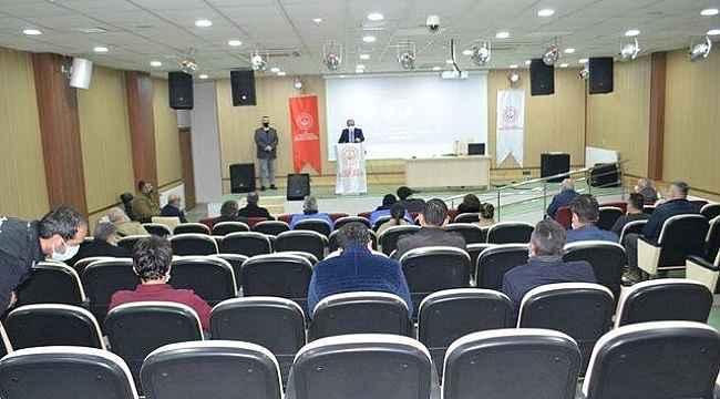 Malatya'da engelli ve aileleri için çalıştay