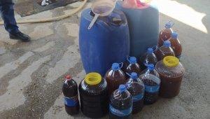 Manisa'da sahte içki operasyonu