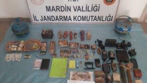 Mardin'de 25 adrese şafak vakti terör operasyonu: 22 gözaltı