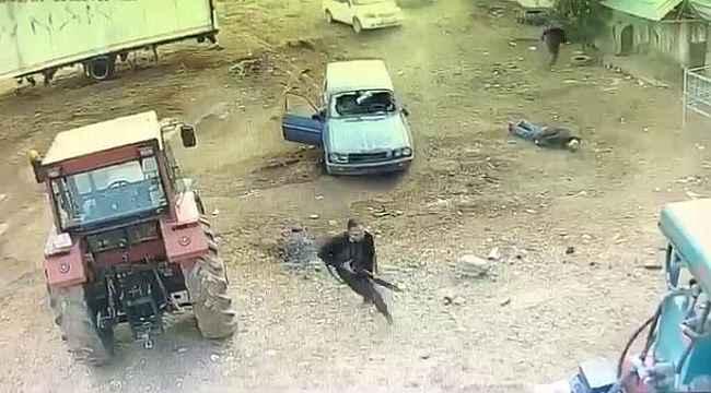 Mardin'de silahlı arazi kavgası dehşeti...