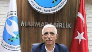 Marmarabirlik'ten 91 milyon TL'lik kredi tahsisatı - Bursa Haberleri