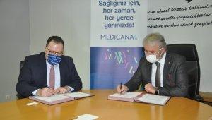 Medicana ile İTSO protokol imzaladı
