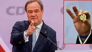 Merkel'in halefi Türk Armin'in 813 numaralı künyesinin sırrı ortaya çıktı