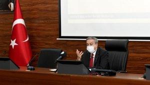 Mersin'de İl Afet Risk Azaltma Planı hazırlık çalışmaları başladı