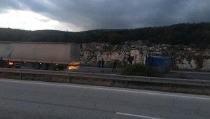 Mersin'de trafik kazası: 5 ölü, 2 yaralı