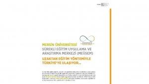 MEÜSEM'in başarılı faaliyetleri YÖK'ün Yüksek Öğretim Dergisinde