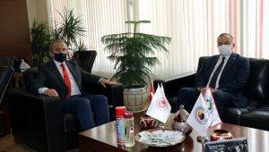MHP Grup Başkanvekili Akçay'dan Manisa TSO'ya pandemi övgüsü