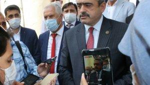 MHP İl Başkanı Alıcık gazetecilere saldırıyı kınadı