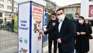 Mustafakemalpaşa'da mamamatik uygulaması başladı - Bursa Haberleri