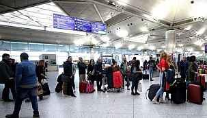 Mutasyonlu koronavirüs görülen Brezilya ile uçuşlar geçici olarak durduruldu