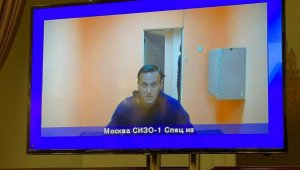 Navalny'nin tutukluluğuna itiraz talebi reddedildi
