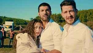 Neslihan Atagül'den sonra Uraz Kaygılaroğlu da Sefirin Kızı dizisinden ayrılıyor