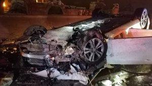 Nevşehir'de trafik kazası: 1 ölü