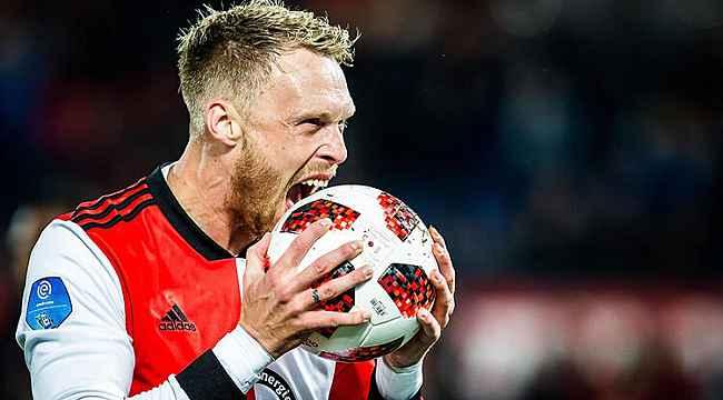 Nicolai Jörgensen'den Galatasaray açıklaması!