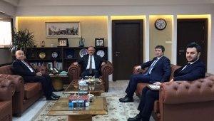 Nihat Özdemir Bursa'da çeşitli ziyaretlerde bulundu - Bursa Haberleri