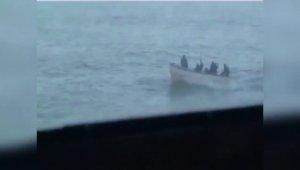 """Nijerya açıklarında kaçırılan gemi ilgili açıklama yapan firma yetkilisi, """"Şu an için tek önceliğimiz kaçırılmış olan personelin sağ salim evlerine dönmelerini sağlamak"""""""