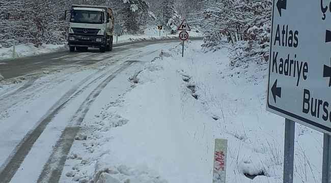 Nilüfer karla mücadeleye hazır - Bursa Haberleri