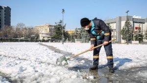 Nilüfer'de karla mücadele seferberliği - Bursa Haberleri