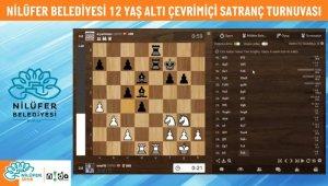 Nilüfer'de satranç turnuvasına büyük ilgi - Bursa Haberleri