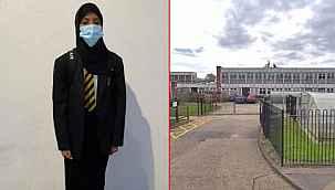 """Okul yönetiminin Müslüman öğrencisinden skandal isteği: """"Eteğin uzun biraz kısalt"""""""