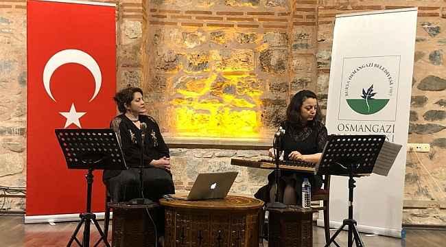 Osmangazi'de 'Kadın Bestekârlar' konseri - Bursa Haberleri
