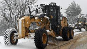 Osmangazi'de kar seferberliği - Bursa Haberleri