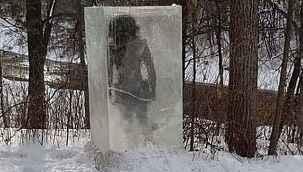 Parkta donmuş halde bulundu... Gerçek çok geçmeden ortaya çıktı