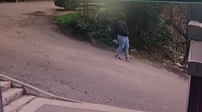 Pendik'te kamyonet hırsızlığından aranan şüpheli yakalandı