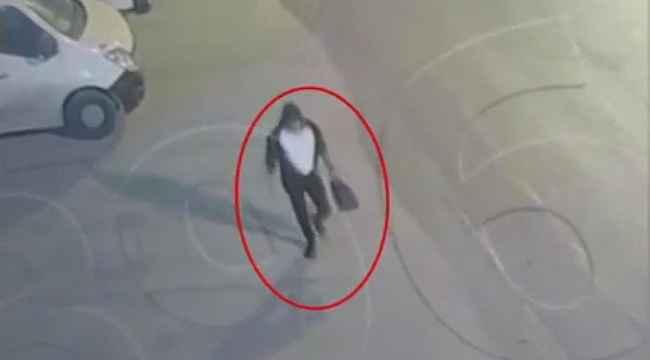 Polis 45 güvenlik kamerası izledi, kundakçıyı yakaladı