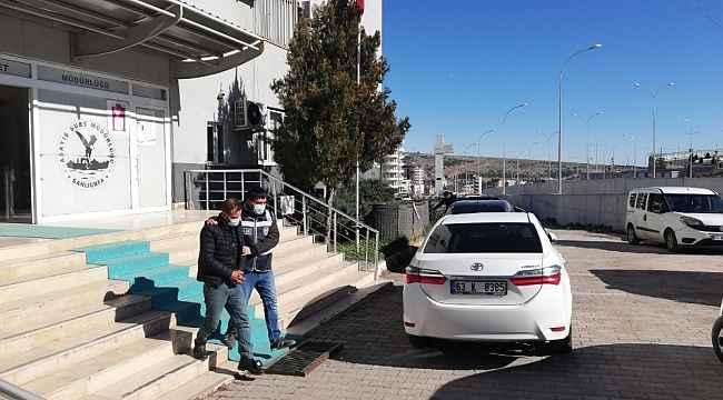 Polis hırsızı 250 saatlik kamera kaydını inceleyerek yakaladı