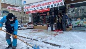 Pursaklar Belediye Başkanı Çetin'den esnaf ziyareti