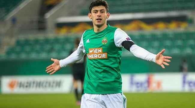 Rapid Wien Yusuf Demir için 10 milyon euro istiyor