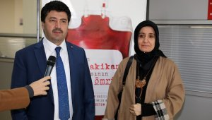 Rektör Sarıbıyık, tüm SUBÜ'yü kan bağışında bulunmaya davet etti