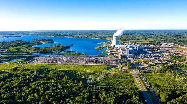 Rus nükleer güç santralleri 2020 yılında tüm zamanların rekorunu kırdı