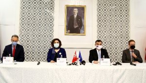 Sağlık Bakanlığı ile DSÖ arasında 'Covid-19 ile Mücadelede Ulusal Kapasitenin Güçlendirilmesi Projesi'