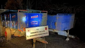 Sahte dekont düzenleyerek traktör römorku çaldığı iddiasıyla tutuklandı