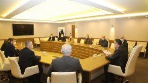 Şanlıurfa'da toplu iş sözleşmesi görüşmeleri başladı