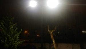 Şanlıurfa'ya 72 gün sonra yağmur yağdı