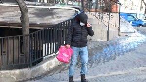 Şiddetli lodos vatandaşlara zor anlar yaşattı - Bursa Haberleri