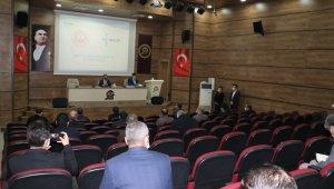 Siirt'te il istihdam ve mesleki eğitim kurulu toplantısı yapıldı