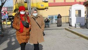 Soğuk hava Afyonkarahisar'da hayatı olumsuz etkiliyor