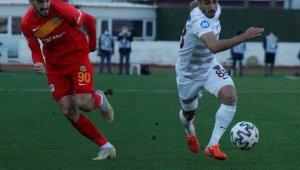 Süper Lig: A. Hatayspor: 1 - Y. Malatyaspor: 2
