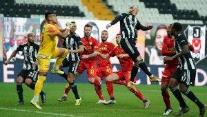 Süper Lig: Beşiktaş: 2 - Göztepe: 1