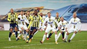 Süper Lig: Fenerbahçe: 0 - MKE Ankaragücü: 0