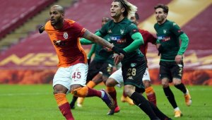 Süper Lig: Galatasaray: 3 - Denizlispor: 0